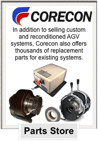 Parts Store and Corecon Logo